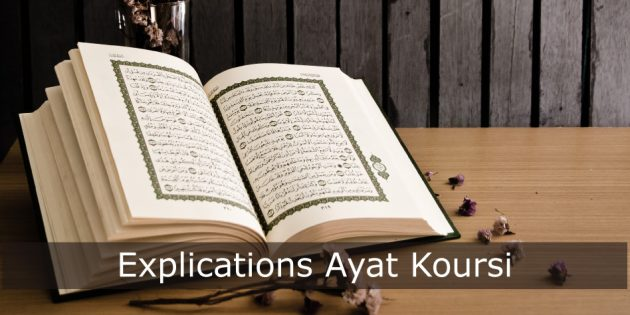 explication de hayat al kursi