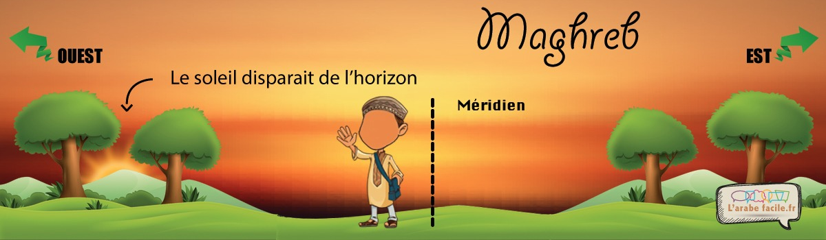 heure de prière du Maghreb